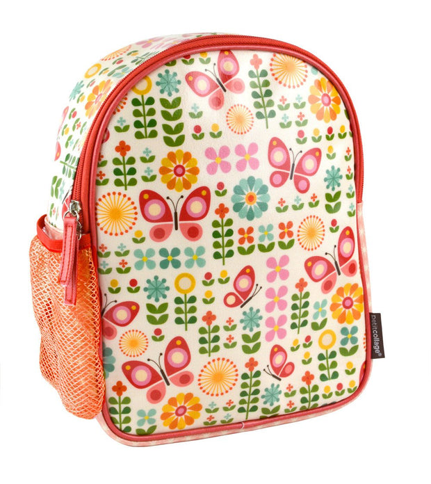 Petit Collage - Butterflies Eco-Friendly Backpack