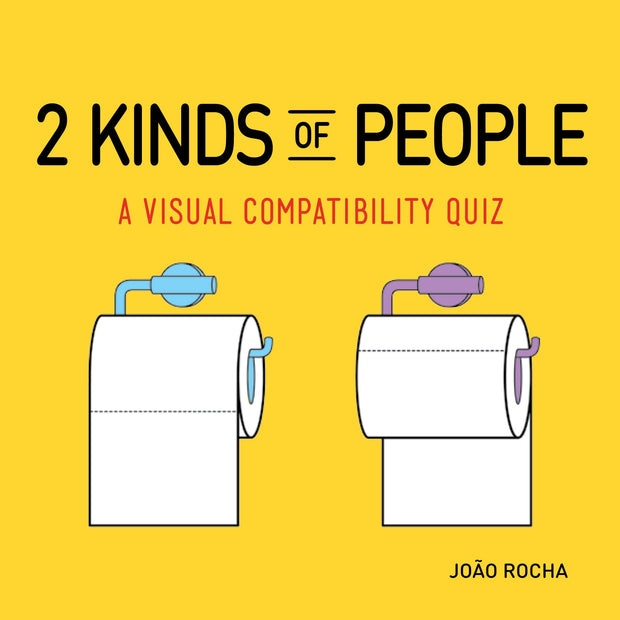 2 Kinds of People: A Visual Compatibility Quiz