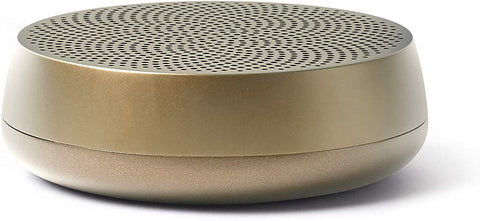 Lexon - Mino L 5W Soft Gold Portable Bluetooth Speaker