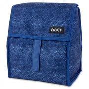 PackIt - Freezable Lunch Bag: Navy Heather
