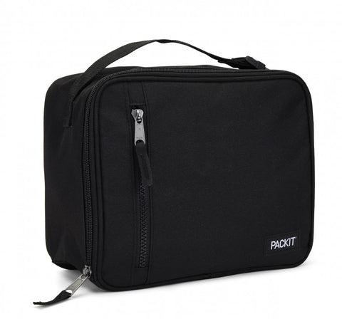PackIt - Freezable Classic Lunch Box: Black