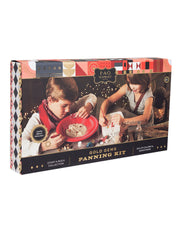 FAO Schwarz - Toy Excavation Kit 2pk Gems and Gold Panning