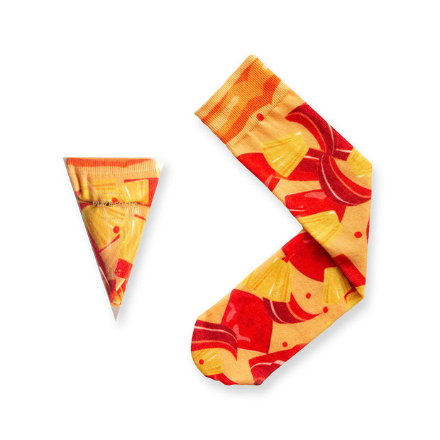 Pizza Socks - Hawaiian