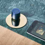 Lexon - Mino Dark Blue Portable Bluetooth Speaker