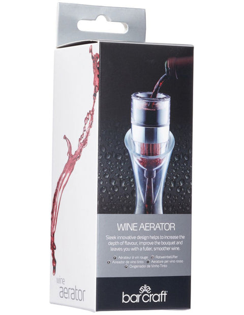 BarCraft - Wine Aerator