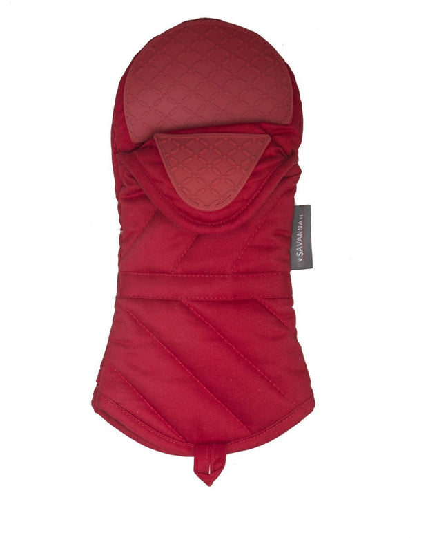Safe & Snug Oven Glove - Red