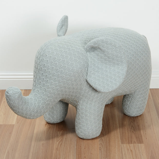 Habitat 101 - Ellie the Elephant Junior - Light Grey
