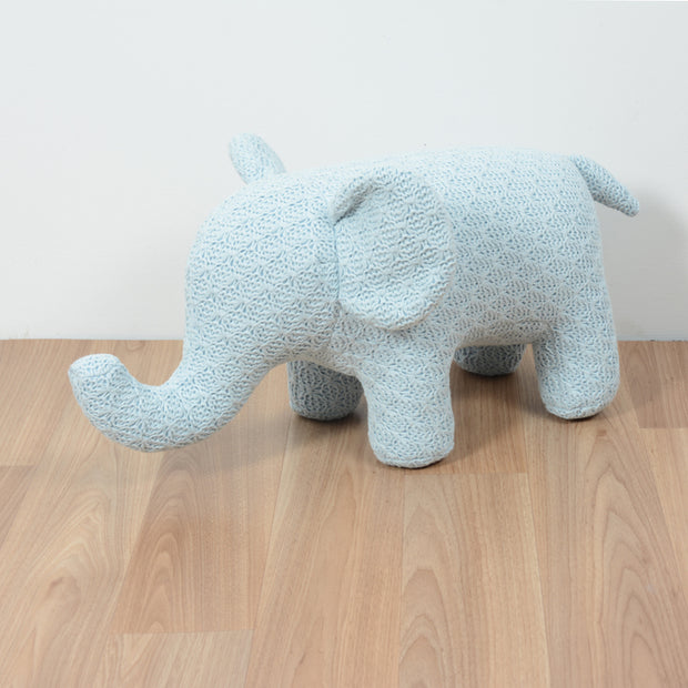 Habitat 101 - Mini Light Grey Animal Ellie the Elephant