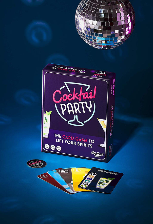 Ridley's Cocktail Party Card Game