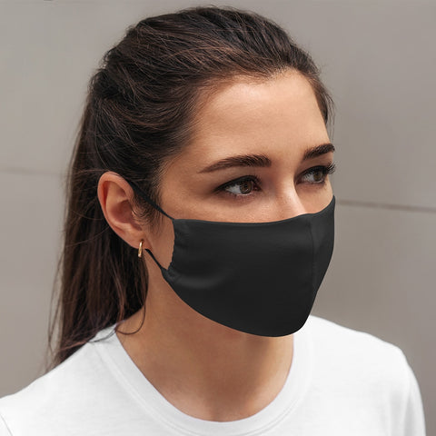 Annabel Trends - Face Mask - Adult Black