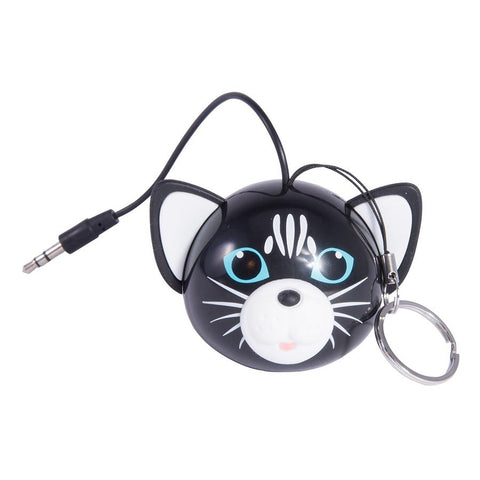 Pet Keychain Speakers - Cats