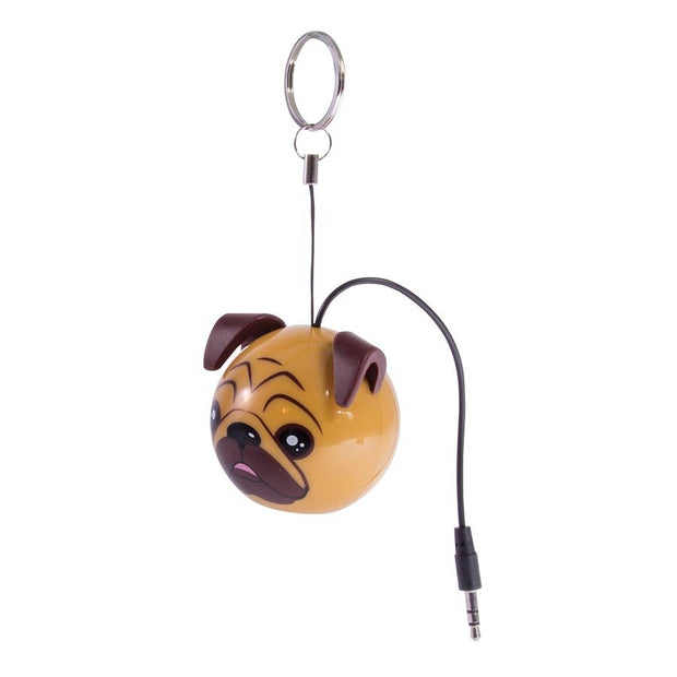 Pet Keychain Speakers - Dogs