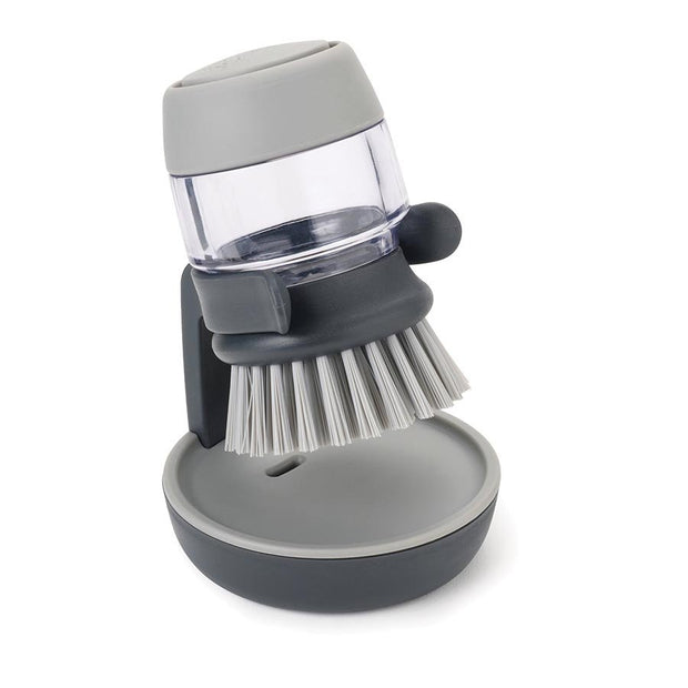 Joseph Joseph - Palm Scrub™ Washing-up Brush - Grey