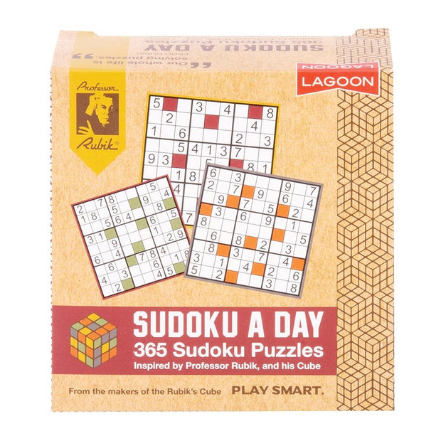 Lagoon Rubik Suduko A Day Desk Block