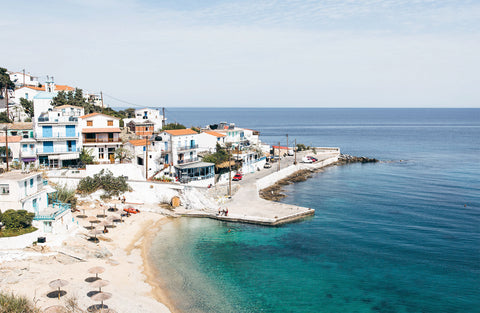 Ikaria: Food and Life in the Blue Zone