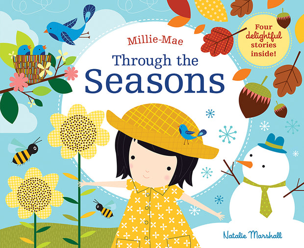Millie-Mae Through the Seasons by Natalie Marshall
