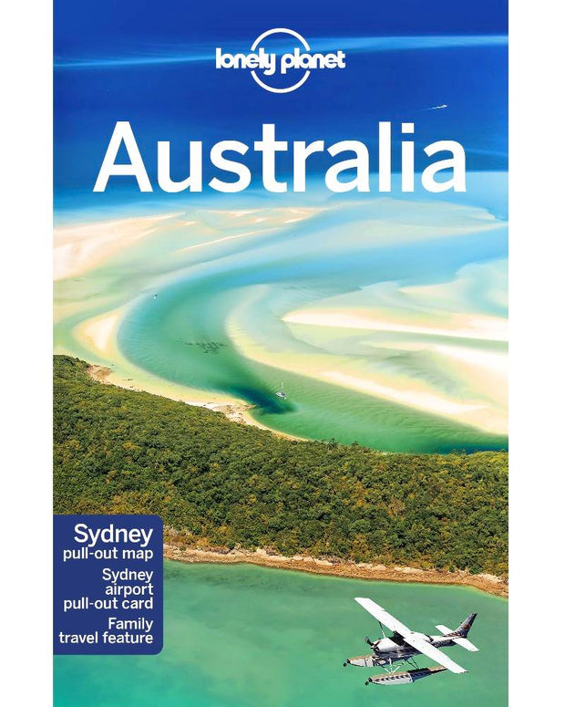 Lonely Planet - Australia Travel Guide - 20th Edition