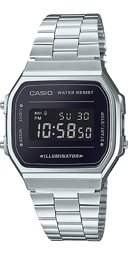 Casio Vintage Watch - A168wem-1d
