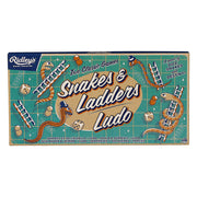 Ridley's - Snakes & Ladders and Ludo Set