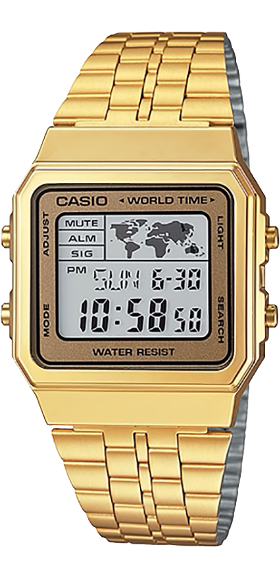 Casio Vintage Watch - A500WGA-9DF
