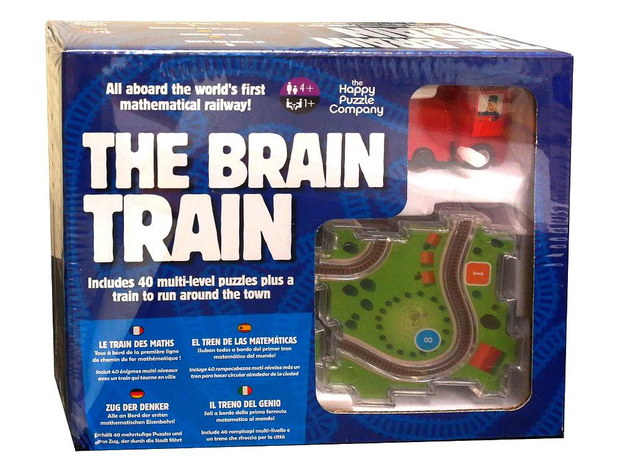 The Brain Train Puzzle
