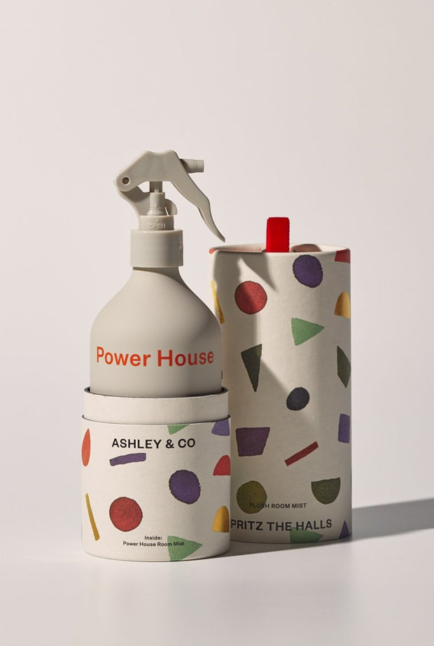Ashley & Co - Spritz the Halls - Power House