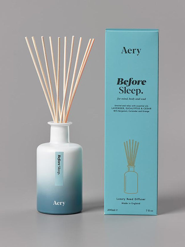 Aery Living - Aromatherapy 200ml Reed Diffuser - Before Sleep
