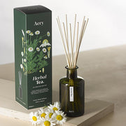 Aery Living - Botanical Green 200ml Reed Diffuser - Herbal Tea