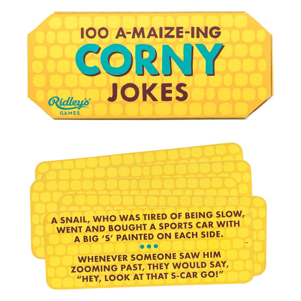 Ridley's 100 Corny Jokes