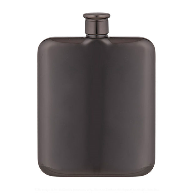Fine Foods - Summit Stainless Steel Hip Flask