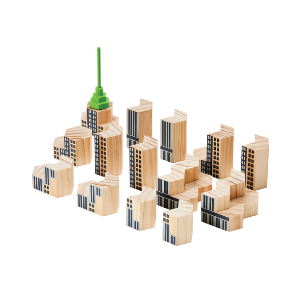 Areaware - Blockitecture NYC Skyscraper Building Blocks
