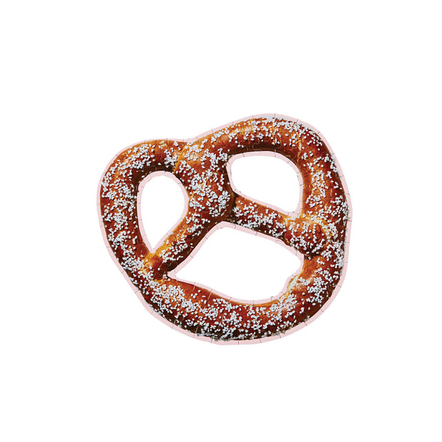 Areaware Little Puzzle Thing - Soft Pretzel