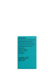 Ashley & Co. - Mini Bar Soap: Bubbles & Polkadots