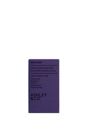 Ashley & Co. - Mini Bar Soap: Once Upon & Time
