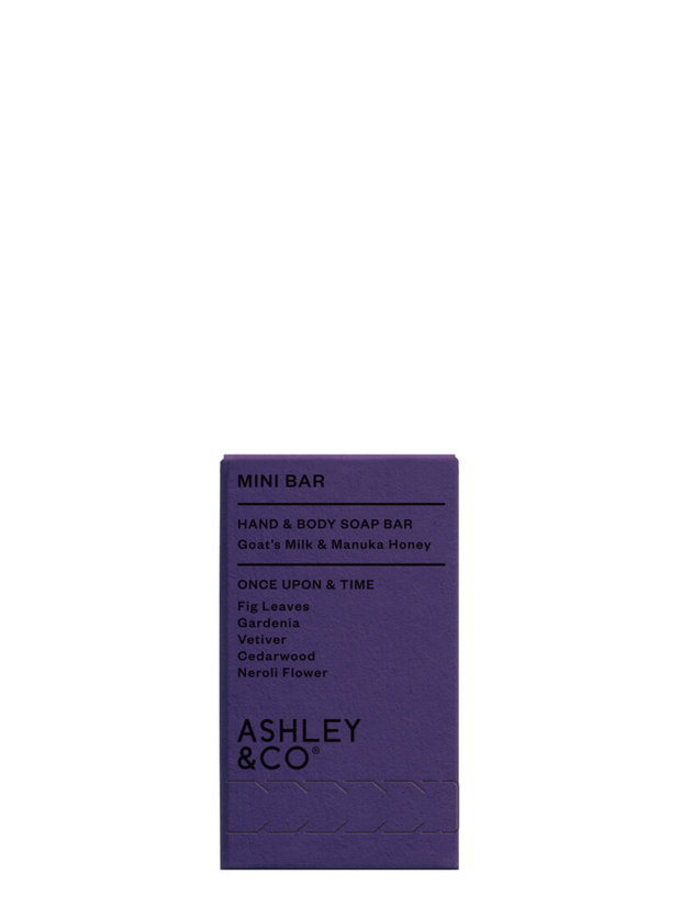 Ashley & Co - Mini Bar Soap: Once Upon & Time