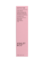 Ashley & Co. - Soothe Tube Hand Cream: Blossom & Gilt
