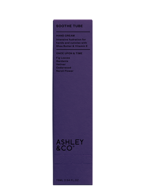Ashley & Co - Soothe Tube Hand Cream: Once Upon & Time