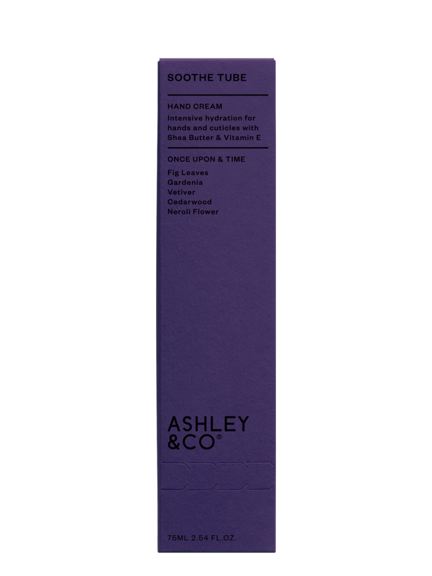 Ashley & Co. - Soothe Tube Hand Cream: Once Upon & Time