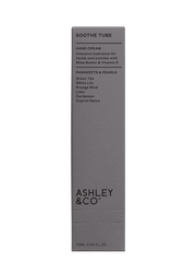Ashley & Co. - Soothe Tube Hand Cream: Parakeets & Pearls