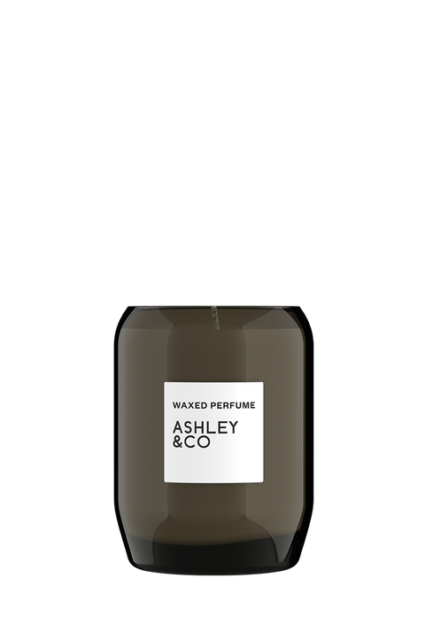 Ashley & Co - Waxed Perfume Candle: Parakeets & Pearls
