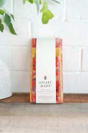 Apiary Made - Colourful Kitchen Assorted Beeswax Wraps (3 Pack)