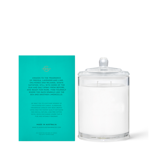 Glasshouse - Lost In Amalfi 380g Candle