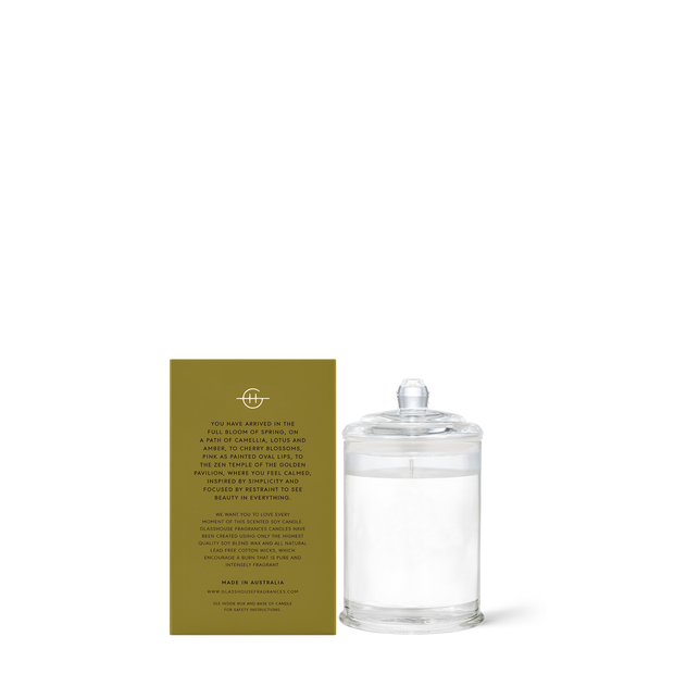 Glasshouse - Kyoto in Bloom 60g Candle