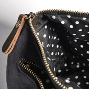 Solid State - Wash Bag Polka Dots