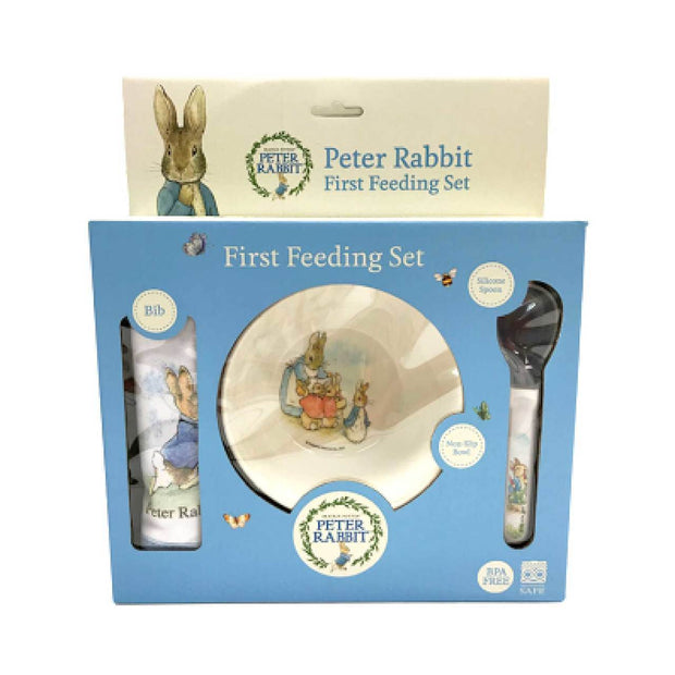 Peter Rabbit First Feeding Set