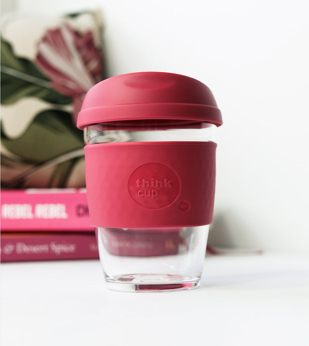 Think Cup 12 Oz - Berry