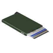 Secrid Aluminium Card Protector - Green