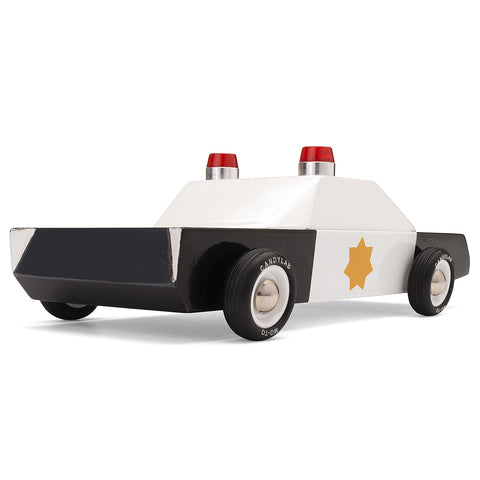 Candylab - Police Cruiser Toy Car