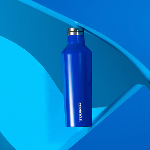 Corkcicle - Classic Canteen 475ml - Cobalt