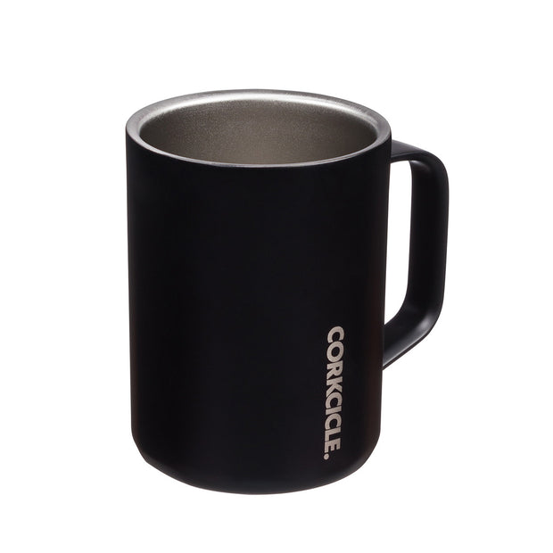 Corkcicle - Classic Insulated Mug 475ml - Black